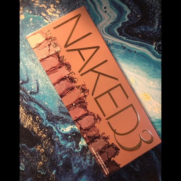 Urban Decay Other - NIB Urban Decay Naked 3 Palette